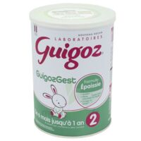 Guigoz Guigozgest 2 Lait Poudre B/800g à Auterive
