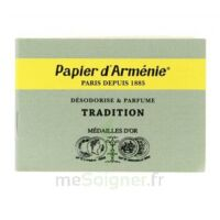 Papier D'arménie Traditionnel Feuille Triple à Auterive