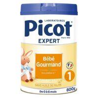Picot Bébé Gourmand 1 Lait En Poudre B/800g à Auterive