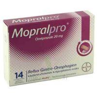 Mopralpro 20 Mg Cpr Gastro-rés Film/14 à Auterive