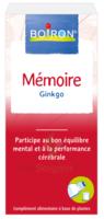Boiron Mémoire Ginkgo Extraits De Plantes Fl/60ml à Auterive