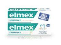 ELMEX SENSITIVE DENTIFRICE, tube 75 ml, pack 2 à Auterive