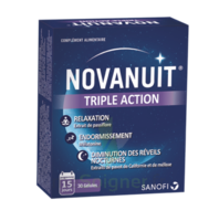 Novanuit triple action à Auterive