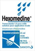 Hexomedine Transcutanee 1,5 Pour Mille, Solution Pour Application Locale à Auterive