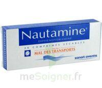 NAUTAMINE, comprimé sécable à Auterive