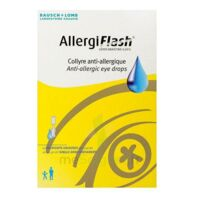 ALLERGIFLASH 0,05 %, collyre en solution en récipient unidose à Auterive