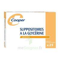 Suppositoires A La Glycerine Cooper Suppos En Récipient Multidose Adulte Sach/25 à Auterive