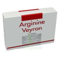 Arginine Veyron, Solution Buvable En Ampoule à Auterive