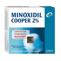 Minoxidil Cooper 2 %, Solution Pour Application Cutanée En Flacon à Auterive