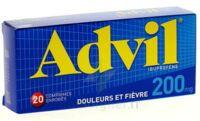 ADVIL 200 mg, 20 comprimés enrobés à Auterive