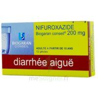 NIFUROXAZIDE BIOGARAN CONSEIL 200 mg, gélule à Auterive