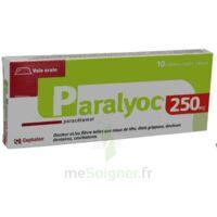 Paralyoc 250 Mg, Lyophilisat Oral à Auterive