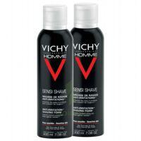 VICHY mousse à raser peau sensible LOT à Auterive
