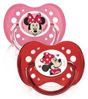 Dodie Disney Sucettes Silicone +18 Mois Minnie Duo à Auterive