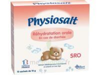 Physiosalt Rehydratation Orale Sro, Bt 10 à Auterive