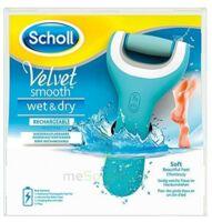 Scholl Velvet Smooth Wet&Dry Râpe électrique rechargeable à Auterive