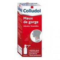 COLLUDOL Solution pour pulvérisation buccale en flacon pressurisé Fl/30 ml + embout buccal à Auterive