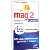 MAG2 SOMMEIL 30 CPR à Auterive