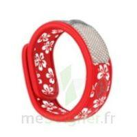 Bracelet Graffic J&t Hawai Rouge à Auterive