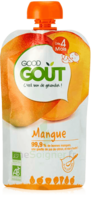 Good Goût Alimentation Infantile Mangue Gourde/120g à Auterive