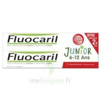 Fluocaril Junior Gel dentifrice Fruits rouges 6/12ans 2*75ml à Auterive