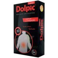 DOLPIC THERMO Pack 1 ceinture lombaire + 2 compresses à Auterive