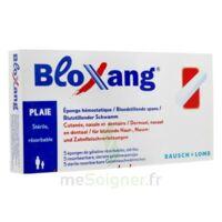 BLOXANG Eponge de gélatine stérile hémostatique B/5 à Auterive