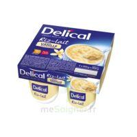 DELICAL RIZ AU LAIT Nutriment vanille 4Pots/200g à Auterive