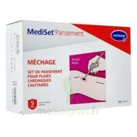 Mediset® Set De Pansement Plaie Chronique Méchage - Boîte De 5 Soins à Auterive