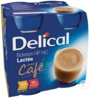 DELICAL BOISSON LACTEE HP HC, 200 ml x 4 à Auterive