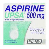 ASPIRINE UPSA 500 mg, comprimé effervescent à Auterive