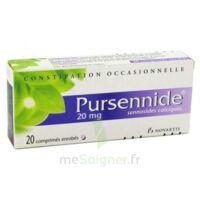 Pursennide 20 Mg, Comprimé Enrobé à Auterive