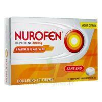 NUROFEN 200 mg, comprimé orodispersible à Auterive