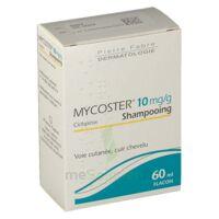 MYCOSTER 10 mg/g, shampooing à Auterive