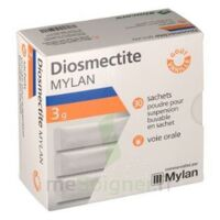 DIOSMECTITE MYLAN 3 g Pdr susp buv 30Sach/3g à Auterive