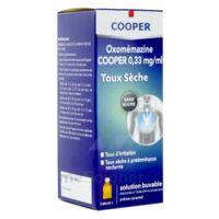 OXOMEMAZINE H3 SANTE 0,33 mg/ml SANS SUCRE, solution buvable édulcorée à l'acésulfame potassique à Auterive