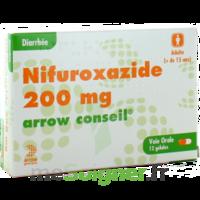 NIFUROXAZIDE ARROW CONSEIL 200 mg, gélule à Auterive