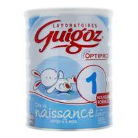 Guigoz Optipro 1 Lait En Poudre B/800g à Auterive