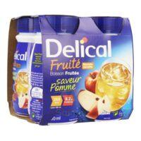 DELICAL BOISSON FRUITEE Nutriment pomme 4Bouteilles/200ml à Auterive