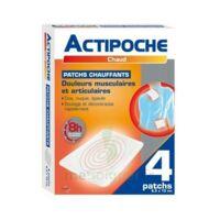 Actipoche Patch Chauffant Douleurs Musculaires B/4 à Auterive