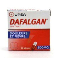 DAFALGAN 500 mg Gélules 2plq/8 (16) à Auterive