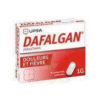 Dafalgan 1000 Mg Comprimés Pelliculés Plq/8 à Auterive