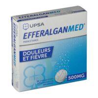EFFERALGANMED 500 mg, comprimé effervescent sécable à Auterive