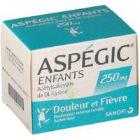 Aspegic Enfants 250, Poudre Pour Solution Buvable En Sachet-dose à Auterive
