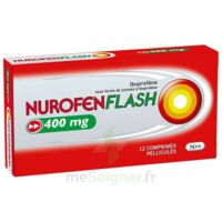 NUROFENFLASH 400 mg Comprimés pelliculés Plq/12 à Auterive