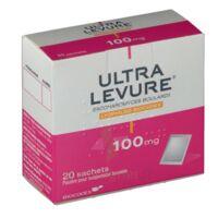 ULTRA-LEVURE 100 mg Poudre pour suspension buvable en sachet B/20 à Auterive