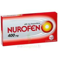 Nurofen 400 Mg Comprimés Enrobés Plq/12 à Auterive