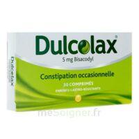 DULCOLAX 5 mg Comprimés enrobés gastro-résistants Plq/30 à Auterive