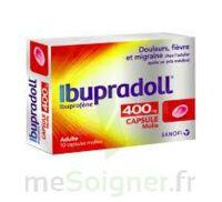 IBUPRADOLL 400 mg Caps molle Plq/10 à Auterive