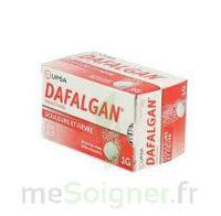 Dafalgan 1000 Mg Comprimés Effervescents B/8 à Auterive